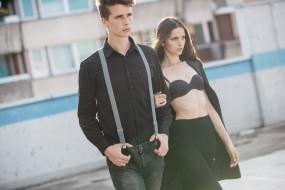 Marina and Milan